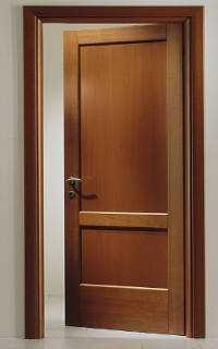 Куда должна открываться межкомнатная дверь: основное правило