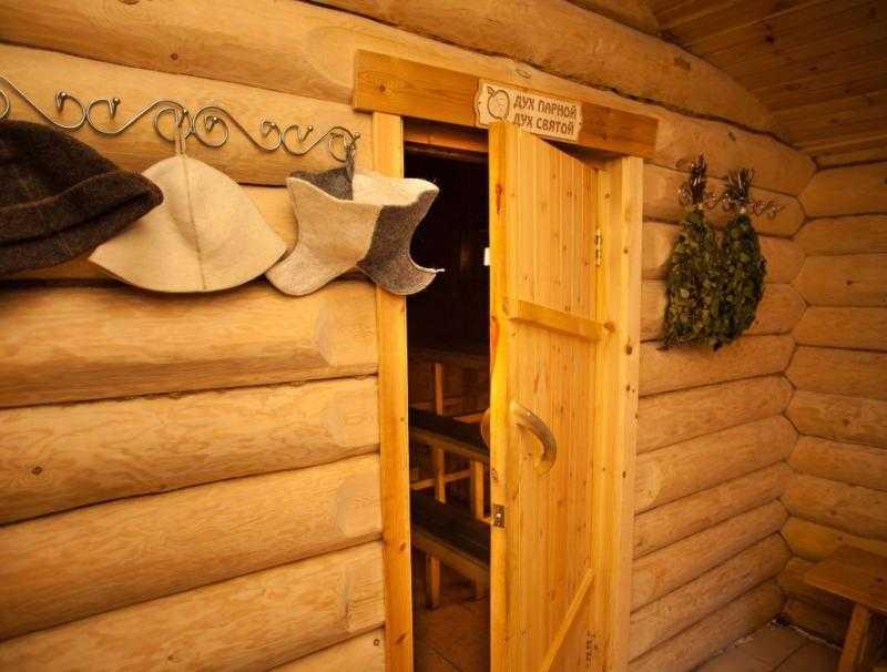 Дверь для бани и сауны — выбираем красивые модели