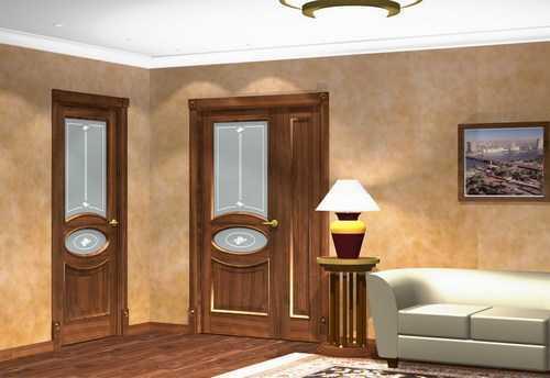 Номер квартиры на входную дверь: виды изделий и способы крепления (+45 фото)
