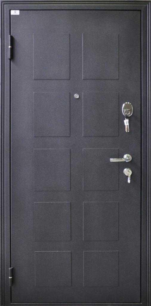 Преимущества покупки входных дверей в Оби