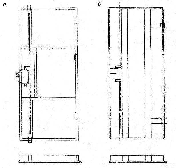 Гост 14624-84 двери деревянные для производственных зданий. типы, конструкция и размеры