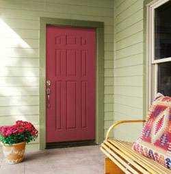 Утеплитель для входных дверей