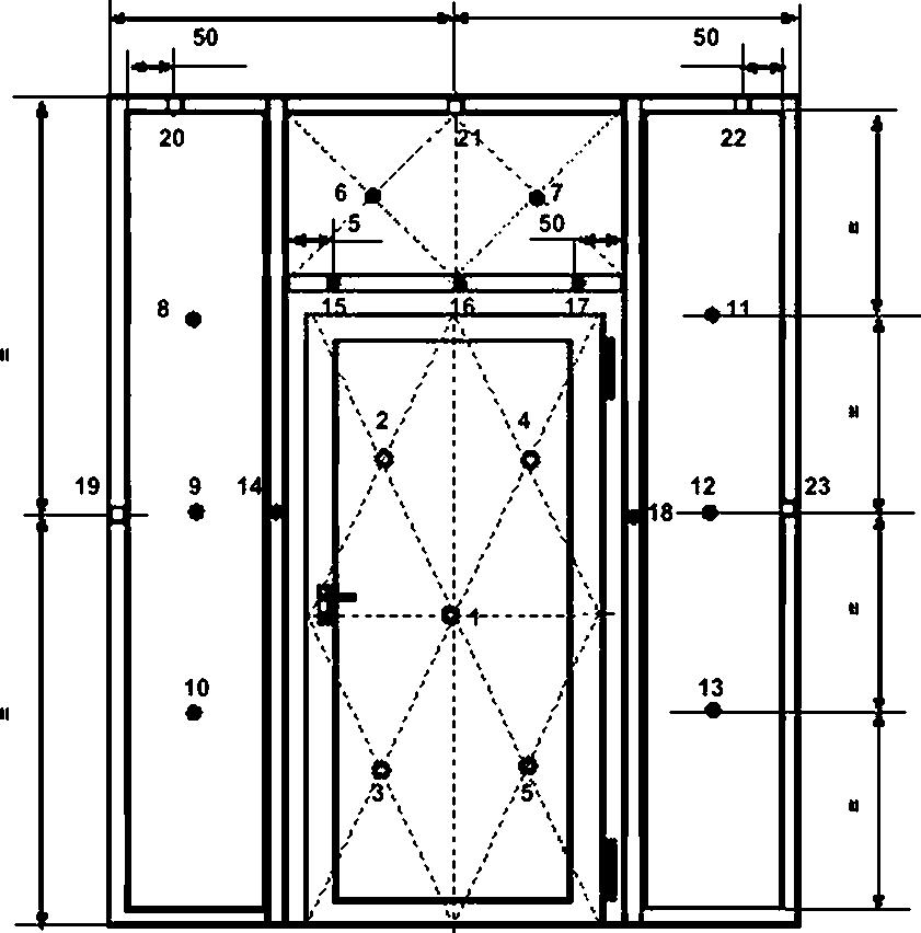 ГОСТ Р 53307-2009 Конструкции строительные. Противопожарные двери и ворота. Метод испытаний на огнестойкость.