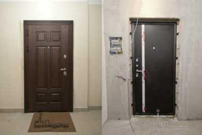 Куда должна открываться входная дверь в квартиру?