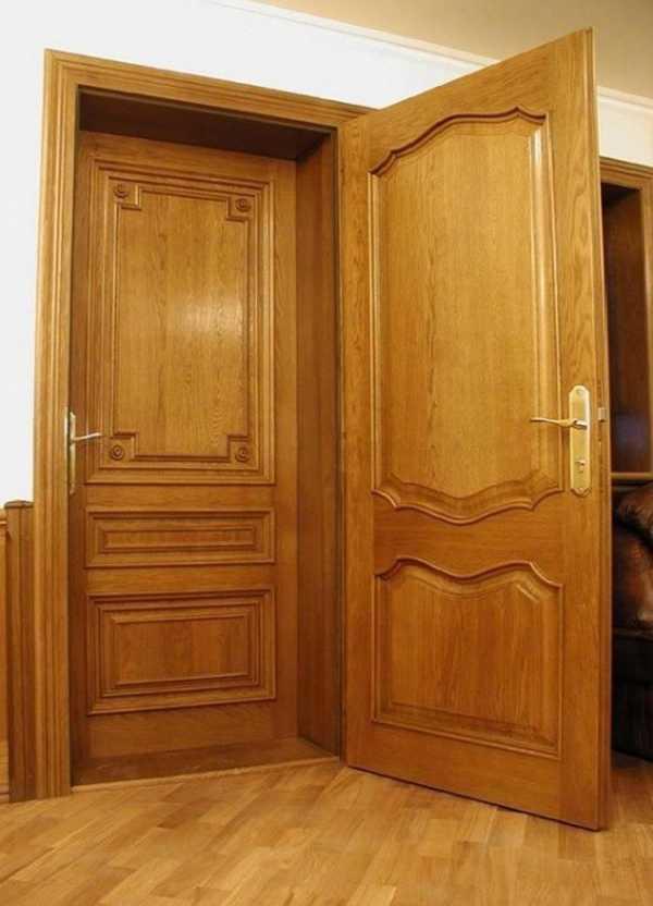 Как выбрать межкомнатные двери? экологичные материалы