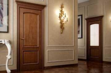 Выбор межкомнатной двери