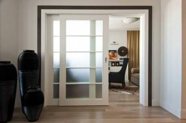 Двери для кухни - плюсы и минусы, советы по выбору типа, уникальные фото