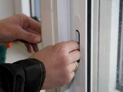 Регулировка пластиковой балконной двери своими руками