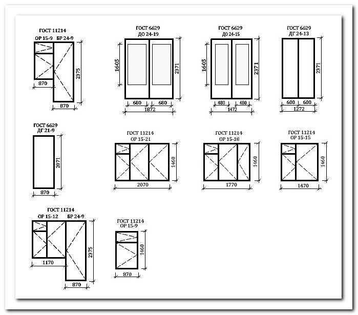Выбираем правильную балконную дверь
