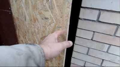 Особенности утепленных деревянных входных дверей