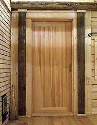 Двери для парной