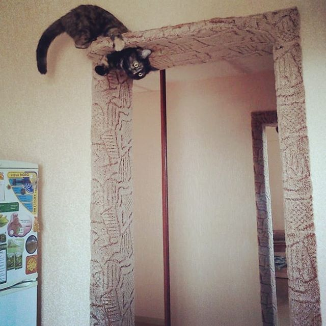 Способы обустройства дверного проема без двери