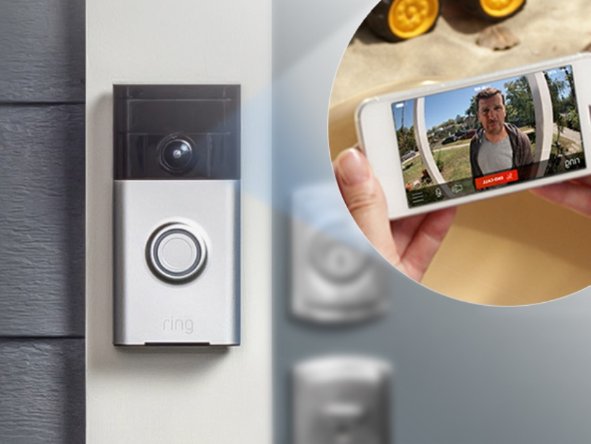 Разновидности видеоглазков на входную дверь в квартиру