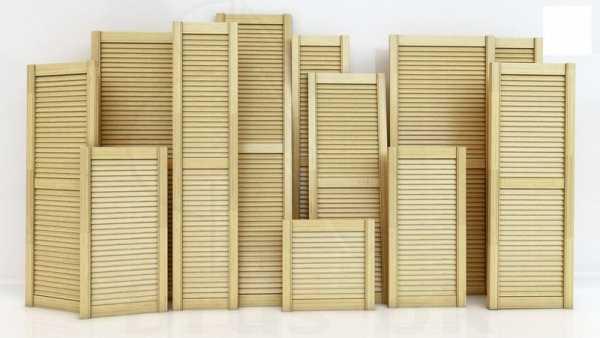 Недорогая функциональность: обзор пластиковых дверей-гармошек