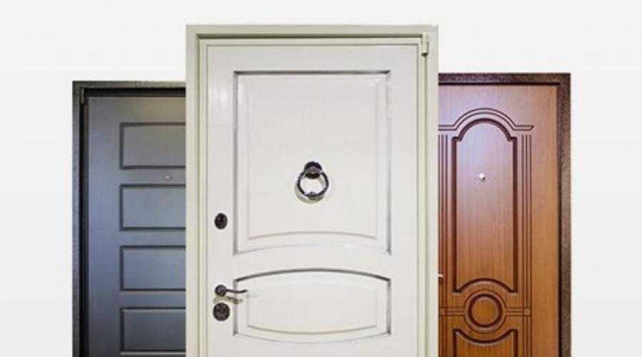 Стальные двери топ лучших
