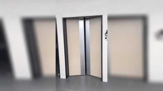 Складные пвх двери