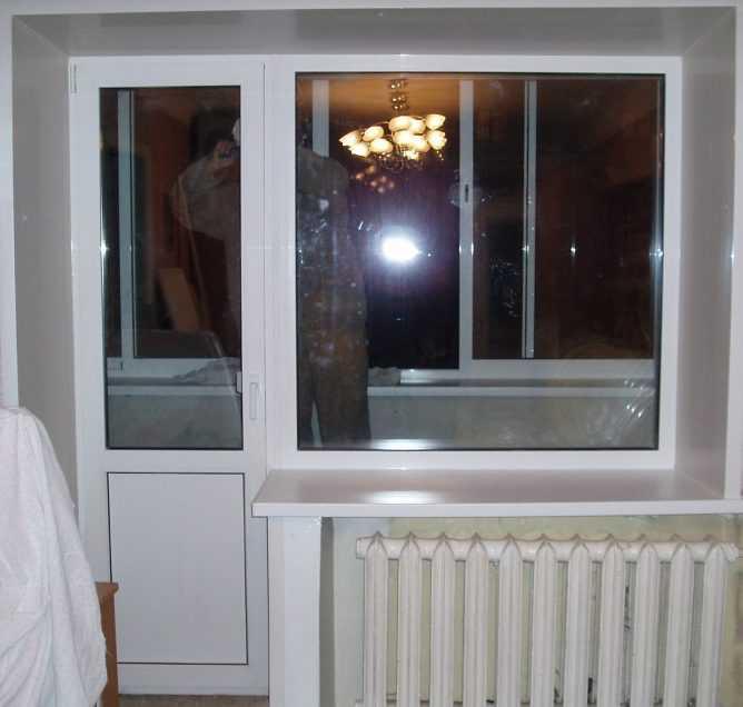 Выбор наилучшей пластиковой двери для вашего балкона