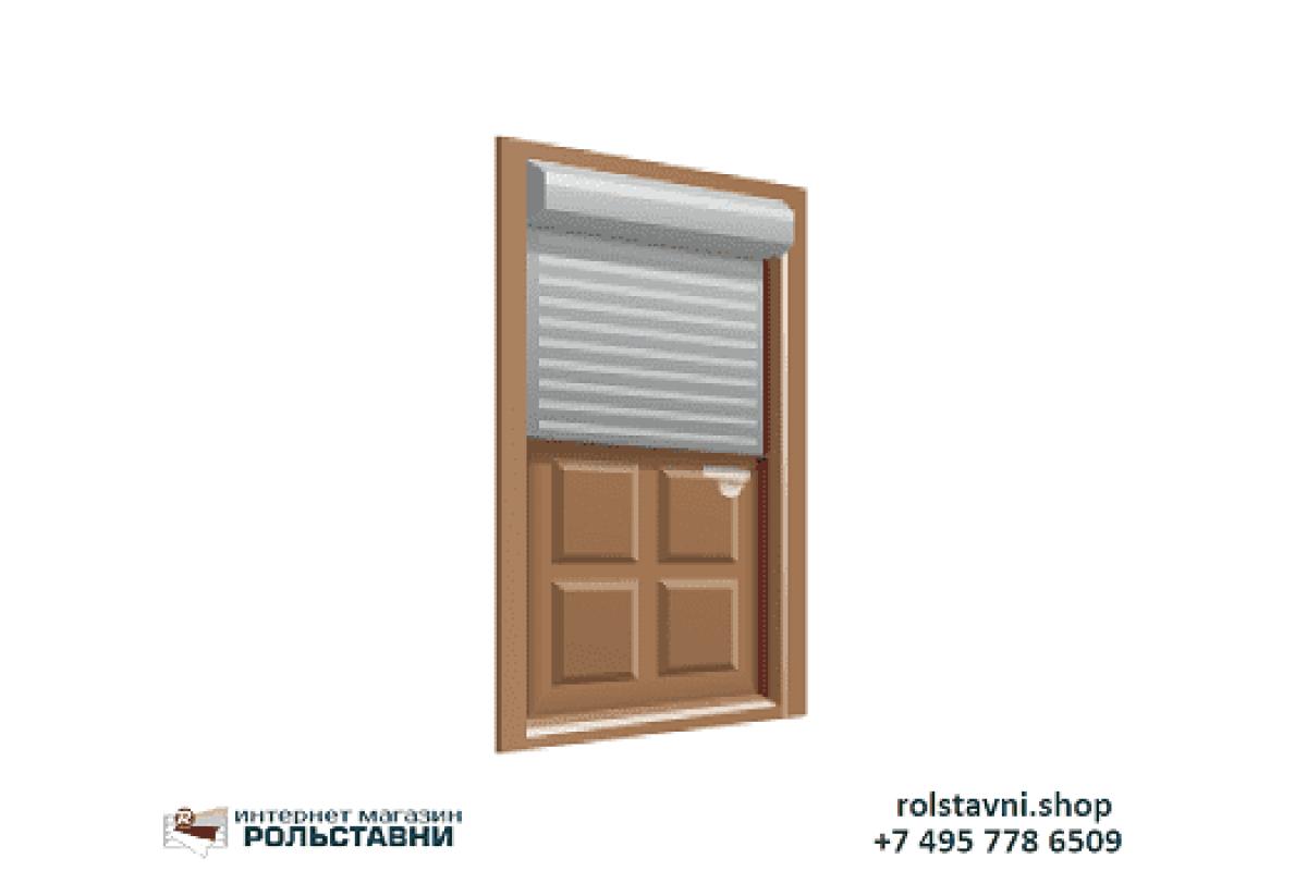 Выбираем межкомнатные и наружные рольставни на двери в проемы