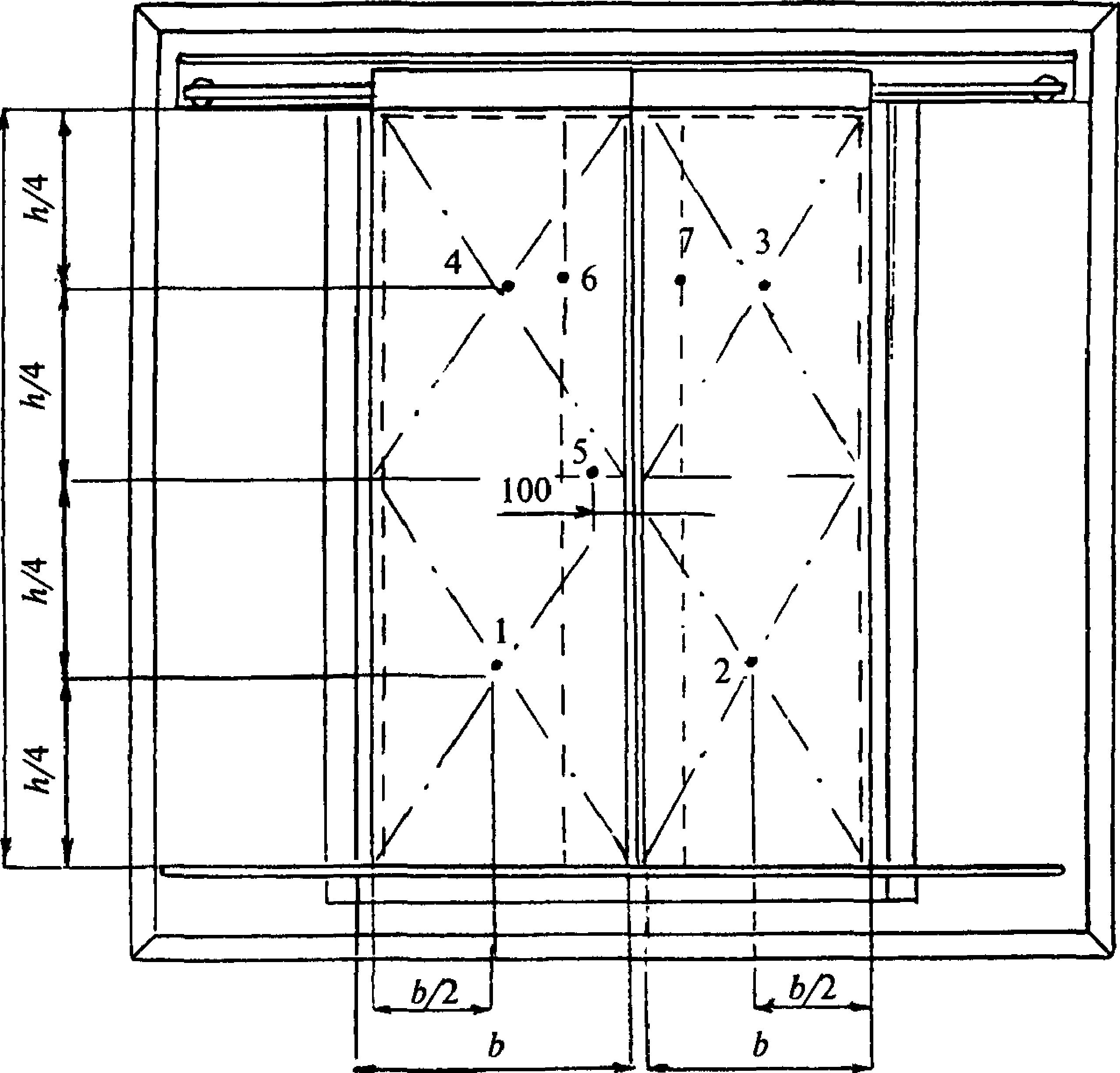 Скачать гост 30247.2-97 конструкции строительные. методы испытаний на огнестойкость. двери и ворота