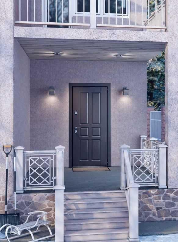 Какие уличные пластиковые входные двери лучше выбрать?