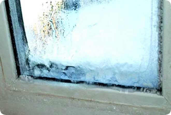 Почему промерзают деревянные окна Что делать когда замерзают деревянные окна в доме Выясняем первопричину и устраняем ее своими руками