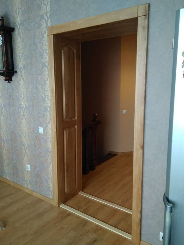 Как выбрать двери в зал?