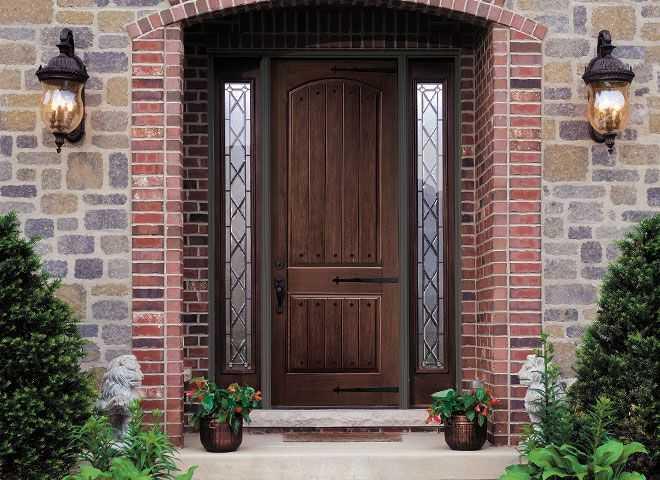 Как выбрать входную дверь в частном доме?