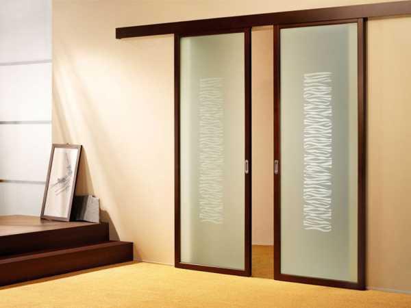 Преимущества и недостатки складных дверей-гармошек
