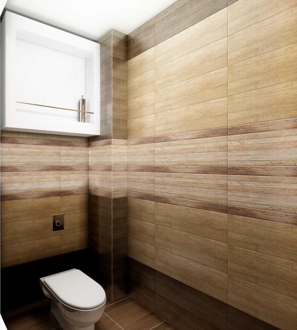 Деревянная плитка в интерьере дома