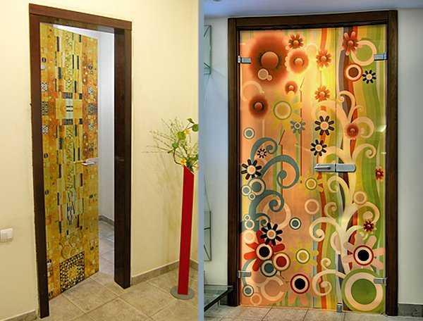 Облагораживание входной металлической двери своими руками