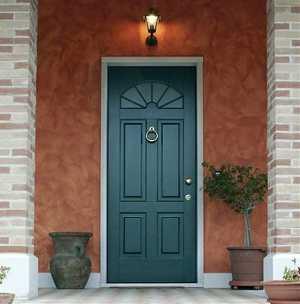 Пластиковые входные двери: особенности выбора