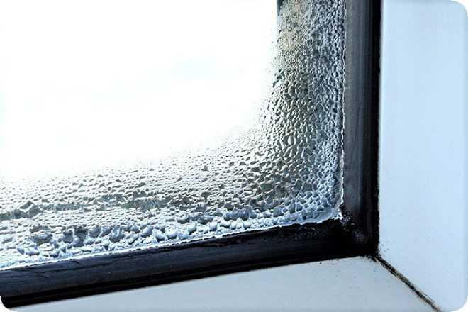 Замерзают окна на балконе: как с этим бороться?   строй легко