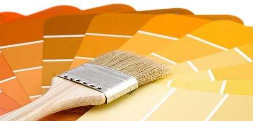 Краска без запаха для внутренних работ: тонкости выбора