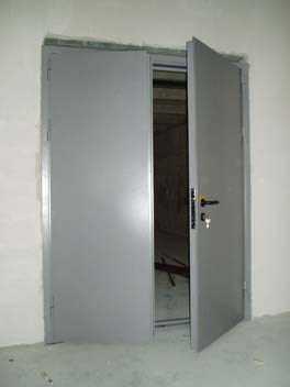 Что такое тамбурные двери и для чего нужны?
