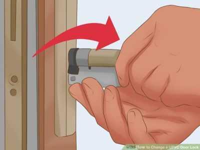 Инструкция, как открыть дверь без ключа