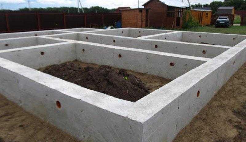 Намешать бетон дорожки из цементного раствора