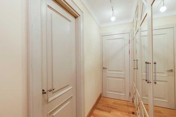 На каком этапе ремонта устанавливают межкомнатные двери