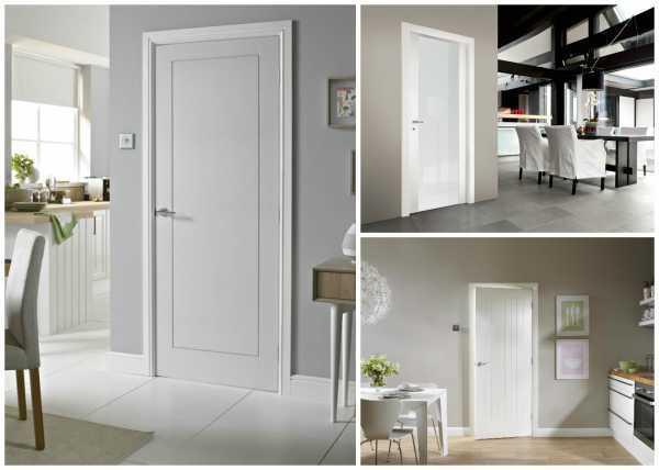 Серые двери в интерьере: виды, материалы, оттенки, дизайн, сочетание с полом, стенами