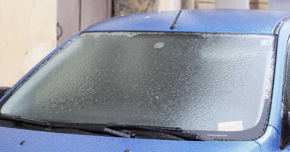 Можно ли мыть окна зимой