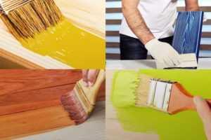 Тонкости выбора быстросохнущей краски для межкомнатных дверей без запаха