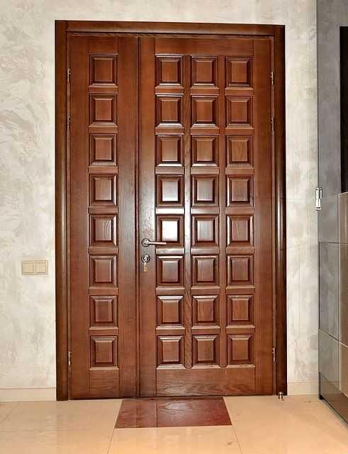 Какую входную дверь лучше поставить в частный дом: советы по выбору и монтаж