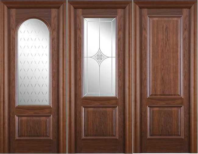 Двери из массива ольхи: плюсы и минусы