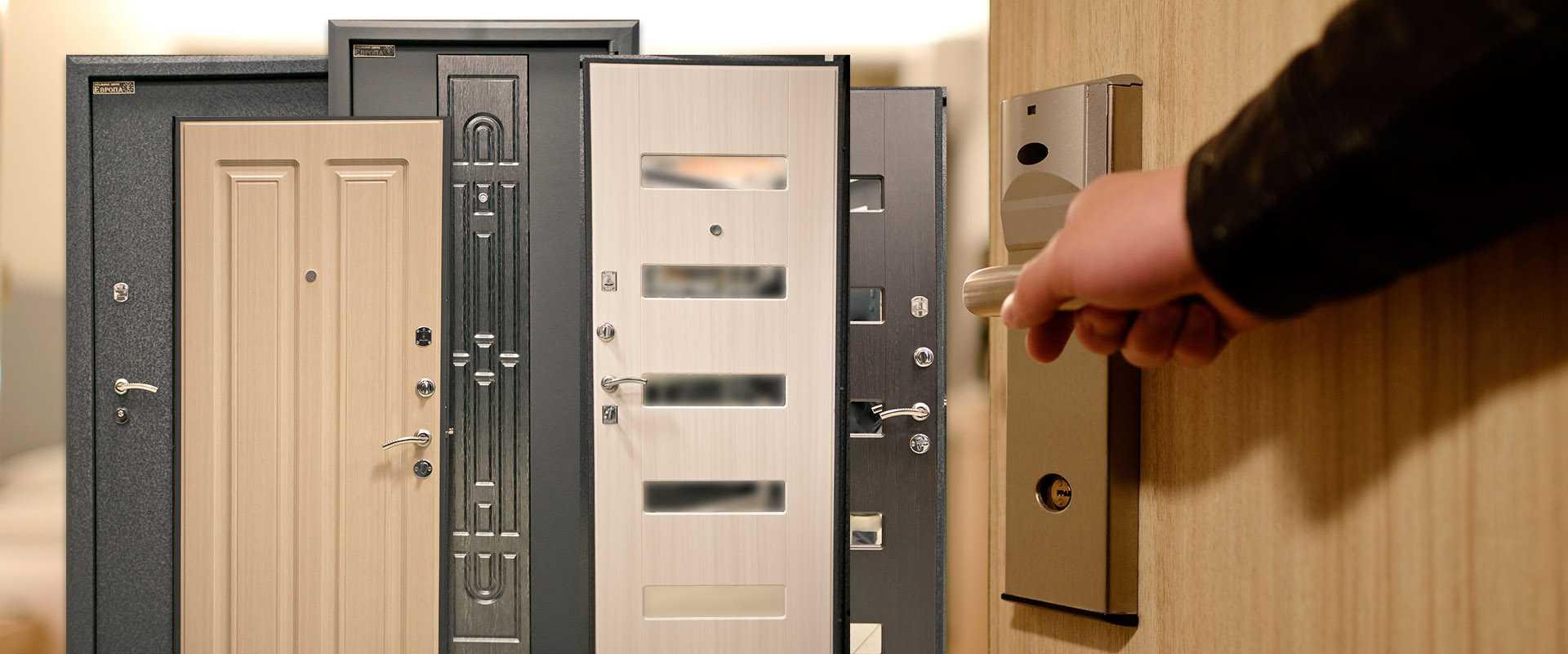 Размеры дверей: общепринятые стандарты