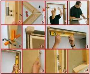 Как установить порог двери: инструкция по монтажу