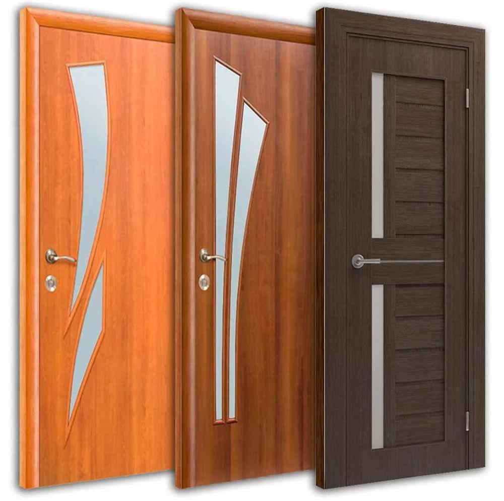 Ламинирование или шпонирование двери: что лучше