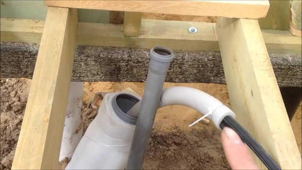 Утепление труб водоснабжения