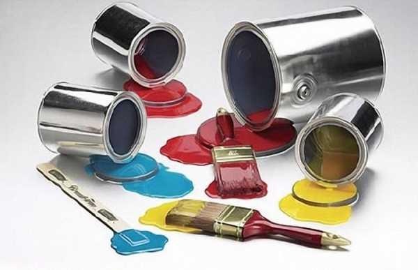Обзор популярных видов красок без запаха для пола
