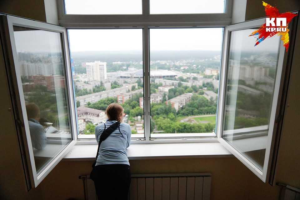 Этапы замены балконной двери