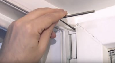 Как самостоятельно отрегулировать входную металлопластиковую дверь