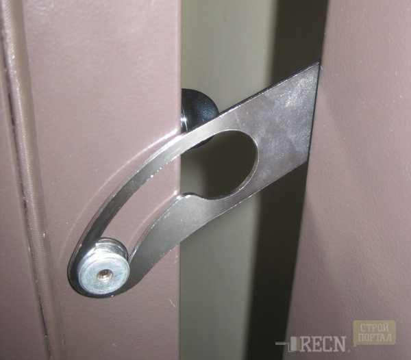Разновидности защелок для межкомнатных дверей